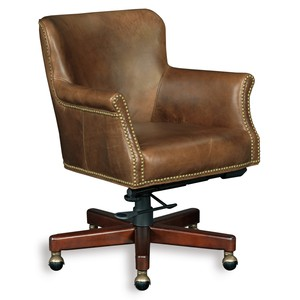 Dwight Tilt Swivel Chair | Hooker Furniture