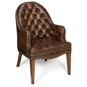 Blarney Executive Side Chair | Hooker Furniture