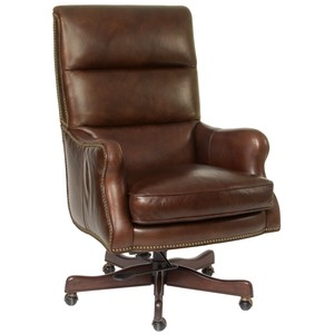 Victoria Executive Chair | Hooker Furniture