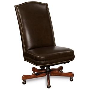Beatty Executive Swivel Tilt Chair | Hooker Furniture
