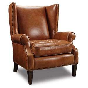 George Club Chair | Hooker Furniture