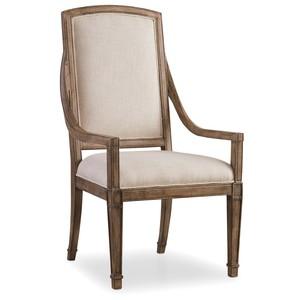 Solana Host Chair | Hooker Furniture