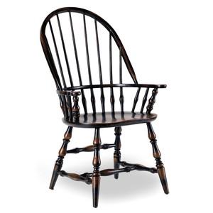 Sanctuary Windsor Arm Chair | Hooker Furniture