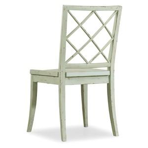 X-Back Side Chair   Hooker Furniture