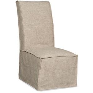 Zuma Linen Side Chair | Hooker Furniture