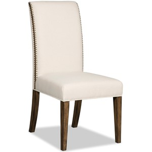 Bayeaux Natural Side Chair | Hooker Furniture