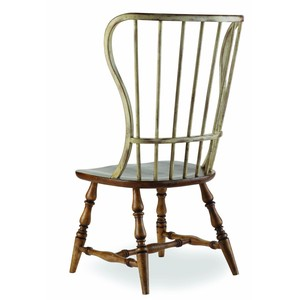 Sanctuary Side Chair | Hooker Furniture