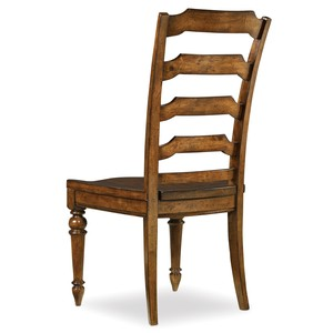 Tynecastle Ladderback Side Chair | Hooker Furniture