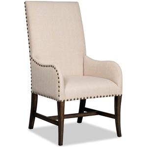 Niche Desert Arm Chair | Hooker Furniture