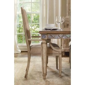 Mirage Arm Chair | Hooker Furniture