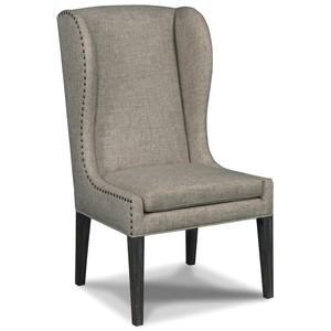 Zuma Linen Arm Chair | Hooker Furniture