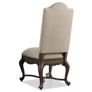 Rhapsody Upholstered Side Chair | Hooker Furniture