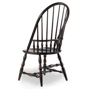 Sanctuary Windsor Side Chair | Hooker Furniture