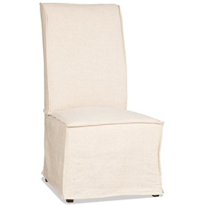 Fully Upholstered Armless Dining Chair | Hooker Furniture