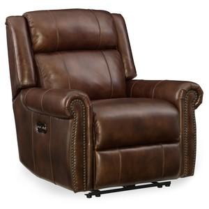 Esme Power Recliner w/ Power Headrest | Hooker Furniture