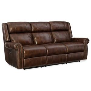 Esme Power Motion Sofa w/ Power Headrest | Hooker Furniture