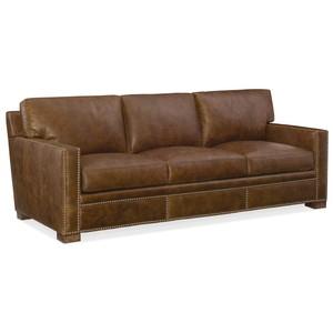 Jax Stationary Sofa | Hooker Furniture