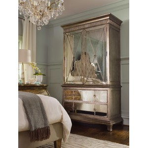 Sanctuary Armoire | Hooker Furniture