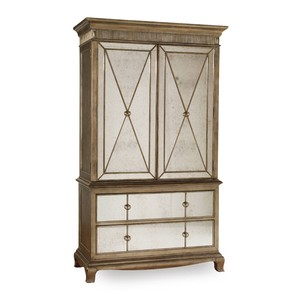 Sanctuary Armoire | Hooker Furniture