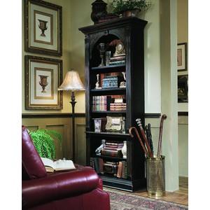 Black Bookcase   Hooker Furniture