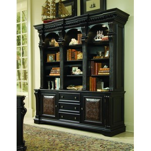 Telluride Bookcase Hutch | Hooker Furniture