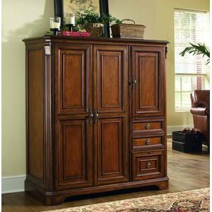 Brookhaven Computer Cabinet | Hooker Furniture