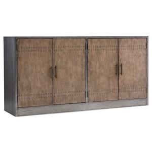 Cooper 4 Door Credenza | Hooker Furniture