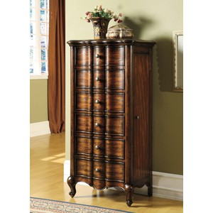 French Jewelry Armoire | Hooker Furniture