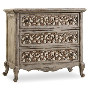 Fretwork Nightstand | Hooker Furniture