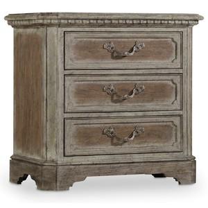 True Vintage Nightstand | Hooker Furniture