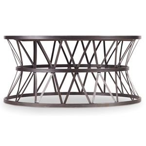 Chadwick Round Cocktail Table | Hooker Furniture