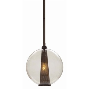 Caviar Adjustable Medium Pendant | Arteriors