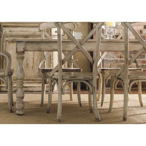 Wakefield Rectangle Leg Dining Table | Hooker Furniture