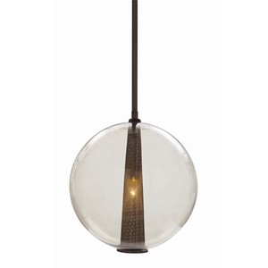 Caviar Adjustable Large Pendant | Arteriors