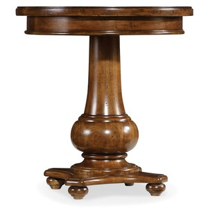 Tynecastle Round End Table | Hooker Furniture