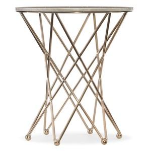 Highland Park Round End Table | Hooker Furniture