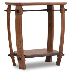 Glen Hurst Chairside Table | Hooker Furniture
