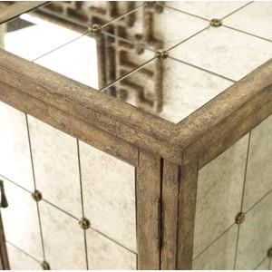 DeVera Mirrored Console | Hooker Furniture