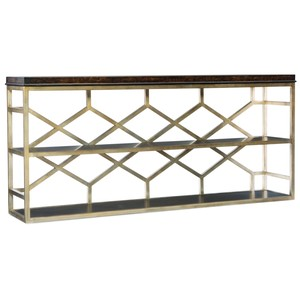 Giles Console Table | Hooker Furniture