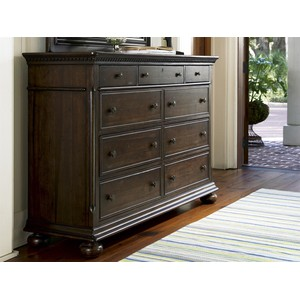 Paula Deen Aunt Peggy's Drawer Dresser in Molasses | Universal Furniture