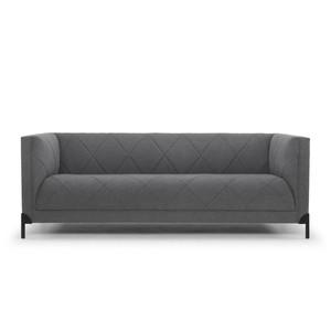 Isaak Triple Seat Sofa   Nuevo