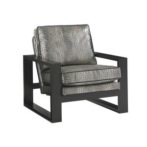 Axis Leather Chair   Lexington