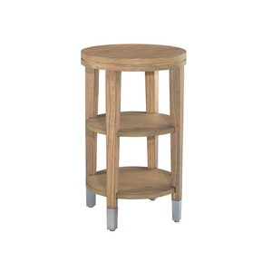 Round Chairside Table | Hekman