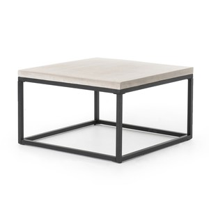 Maximus Square Coffee Table | Four Hands