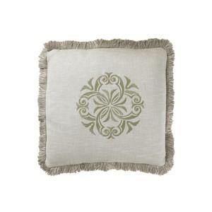 Courtrai Throw Pillow, Sage | Lexington