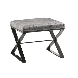 Lola Leather Bench | Lexington