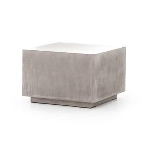Parish Concrete Cube | Four Hands