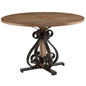 Scroll Dining Table | Magnolia Home