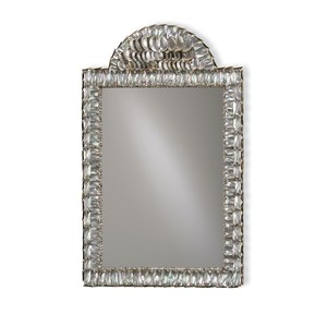 Abalone Mirror | Currey & Company