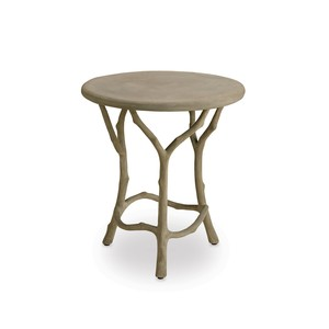 Hidcote Side Table | Currey & Company